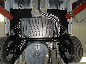 Защита топлив.бака FIAT 500L 1,3 АКПП с-2013г.