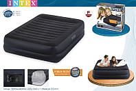 Кровать со встроенным насосом Queen, 152x203x42 см, Intex 64424, фото 1