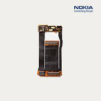Шлейф для Nokia 6280, 6288, межплатный, камеры, с компонентами, оригинал