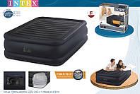 Кровать Queen Raised Downy Bed, 152x203x56 см, Intex 64440