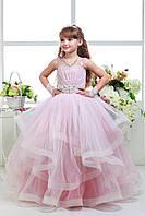 Платье выпускное детское нарядное D803