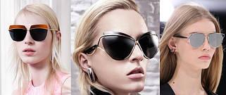 Женские солнцезащитные очки Cезон 2018