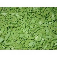 Осколки шоколадные зеленые  , фото 1