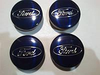 Колпаки в диски FORD диаметр 50мм