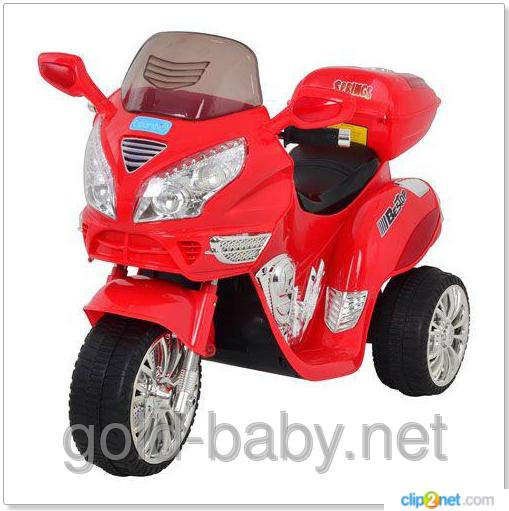Детские мотоциклы и трициклы