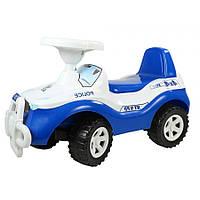 Джипик полицейский синий Орион 105