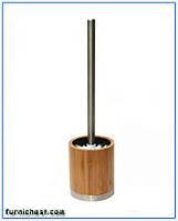 Щетка (ершик) для унитаза Бонья бамбук