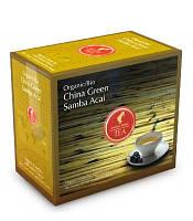 Чай зеленый КИТАЙСКИЙ САМБА АСАИ Юлиус Майнл/ Green Tea CHINA SAMBA ASAI Julius Meinl