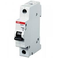 Автоматический выключатель АВВ S201 1п C 10А