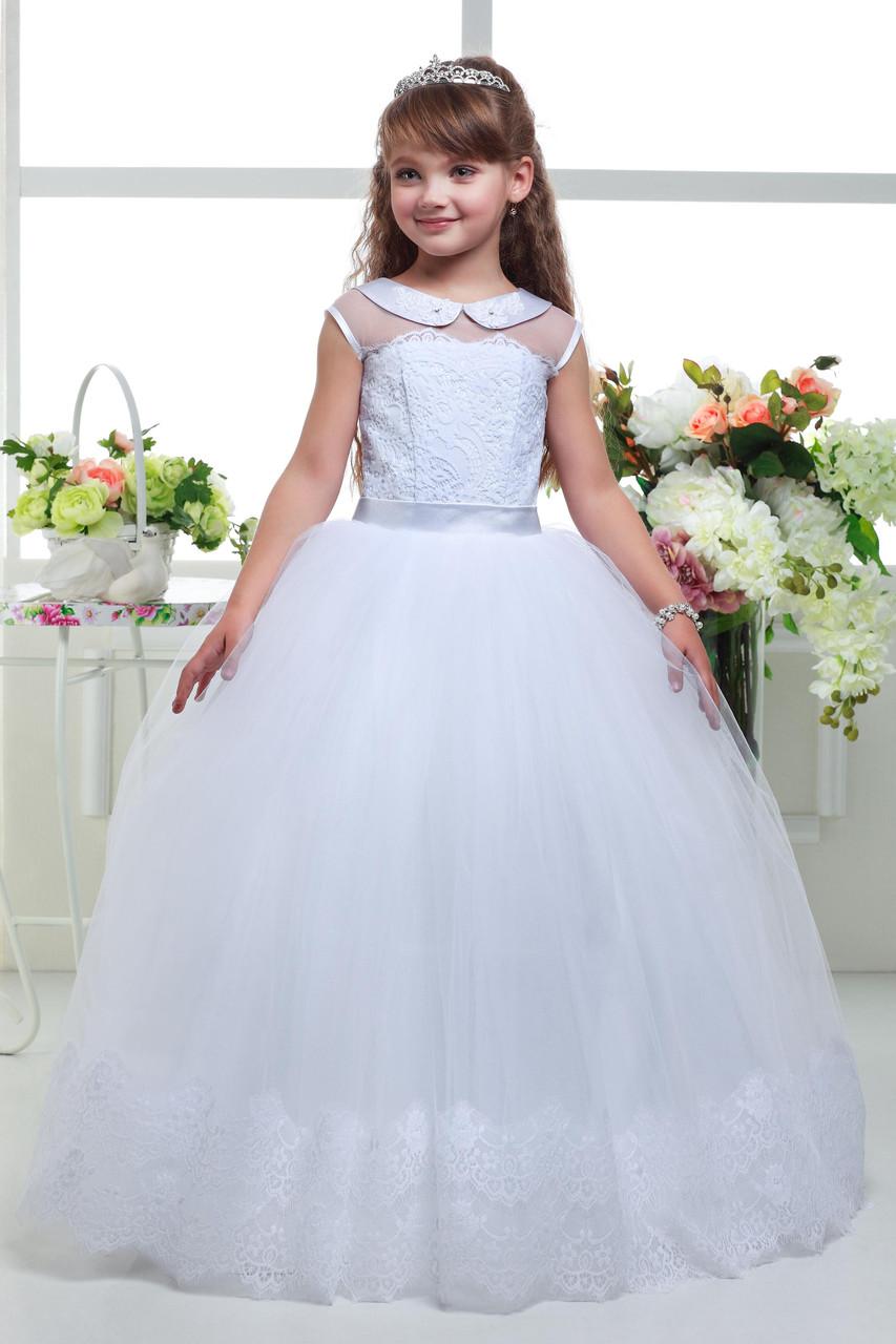Купить Детское Выпускное Платье