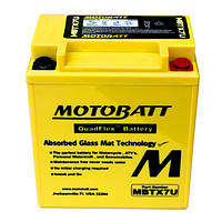 Мото аккумулятор MOTOBATT MBTX7U