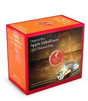 Чай фруктовый ЯБЛОКО С ЦВЕТАМИ БУЗИНЫ Юлиус Майнл/ Fruit Tea APPLE ELDERFLOVER Julius Meinl