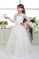 Платье выпускное детское нарядное D817, фото 1
