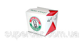 Упаковка для лапши/риса/салата, 600 мл/400 г