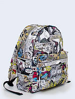 Рюкзак с принтом Комиксы MARVEL