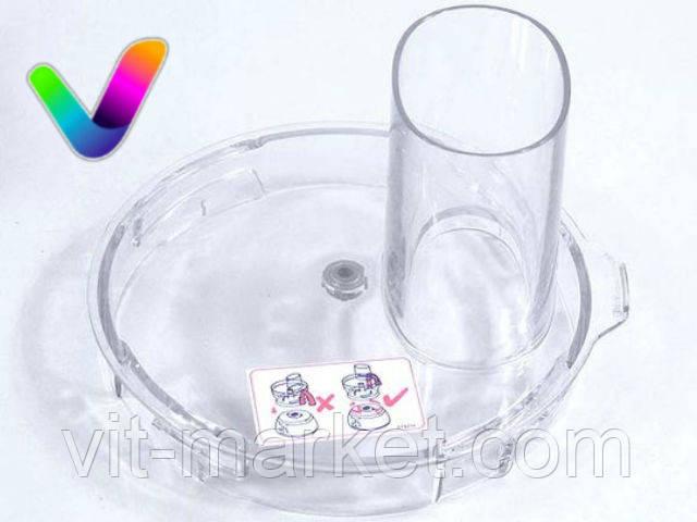 Оригинал. Крышка основной чаши кухонного комбайна FP250, FP260, FP270 Kenwood код KW710821