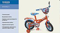 Детский велосипед 12 дюймов 151223