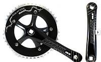 Велосипедный шатун Prowheel fix solid-246, фото 1
