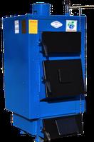 Идмар УКС - 17 кВт - экономичный твердотопливный котел для дома на дровах, угле и другом твердом топливе.