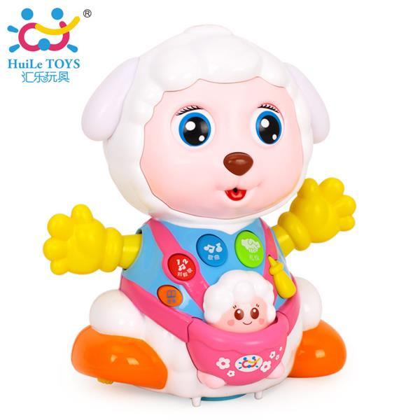 """Игрушка Huile Toys """"Счастливая овечка"""""""