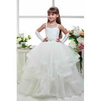 Платье выпускное детское нарядное D826