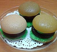 Мыло Гамбургер в подарочной упаковке