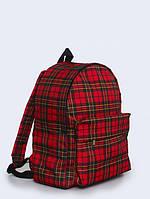 Рюкзак с принтом Шотландка