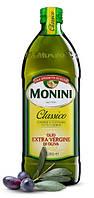 Масло оливковое Monini Classico extra vergine 1литр.