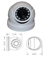 Видеокамера LUX 4138HB mini
