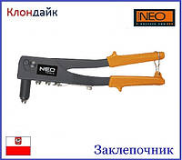 Заклёпочник NEO 18-101
