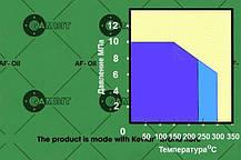 Безасбестовый паронит Gambit AF-OIL, фото 3