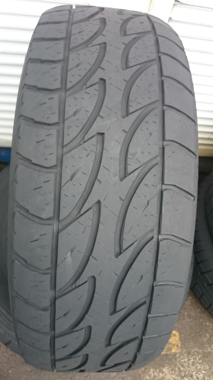 Шины б\у, летние: 275/65R17 Bridgestone Dueler A/T