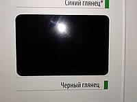 Алюминиевая композитная панель Plabond черный глянец