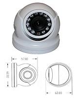 Видеокамера  LUX 4138NB mini