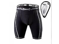 Компрессионные шорты PERESVIT Blade Compression Shorts с ракушкой Bioflex Cup