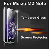 Защитное стекло для Meizu M2 Note - HPG Tempered glass 0.3 mm