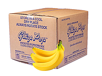 Добавка вкусовая сладкая Glaze Pop США Банан  (ящик), фото 1