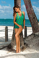 Шикарная пляжная туника M 366 ARIEL (в размере S - L), фото 1