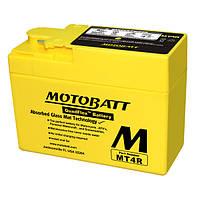 Мото аккумулятор MOTOBATT MT4R