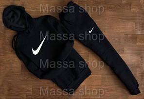 1111 Зимние/летние мужские спортивные костюмы  Nike найк р-р (с -хххл) Цвет: черный ,синий ,серый,бордовый