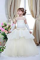 Платье выпускное детское нарядное D707