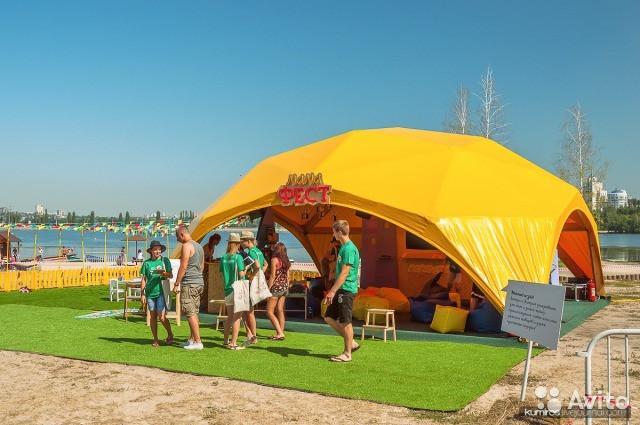 шатер киев