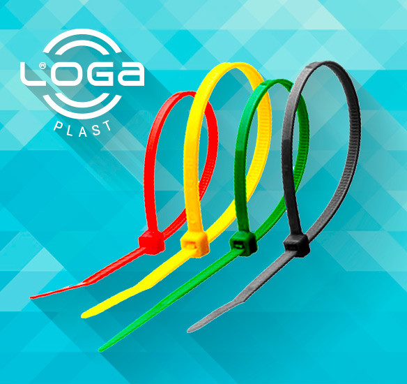 Стяжка кабельная (TM LOGA)