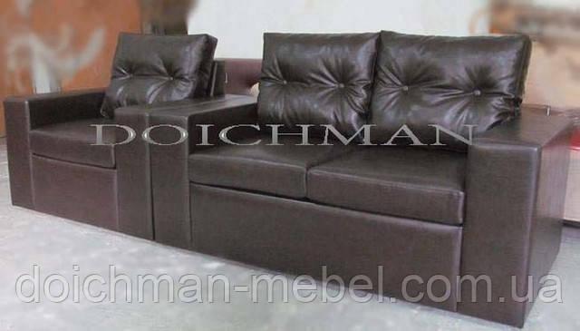 Кожанная мягкая мебель диваны для ресторанов, кафе, баров, клубов на заказ купить у производителя в Украине - Производитель мебели DOICHMAN furniture (Дойчман мебель), филиал мебельной фирмы Польша в Киеве