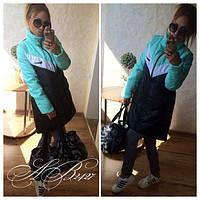 Спортивная куртка молодежная женская