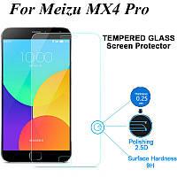 "Защитное стекло для Meizu MX4 Pro 5.5"" - HPG Tempered glass 0.3 mm"