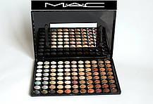 Палитра палетка теней 88 оттенков Mac Cosmetics реплика, фото 3