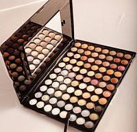 Палитра декоративной косметики МАС 88 оттенков теней для макияжа