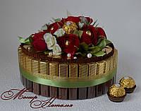 """Торт из конфет """"Шик"""", фото 1"""
