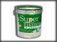 Superbianco il classico - акриловая матовая краска с повышенной белизной